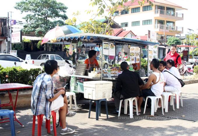 Ao Nang Krabi Thailand
