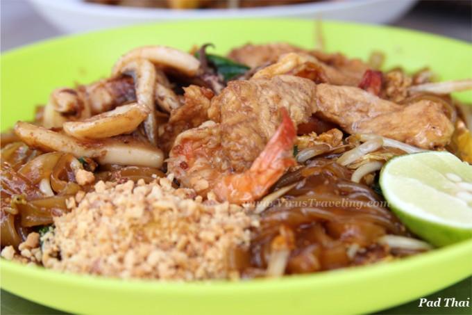 Pad Thai makanan khas Thailand