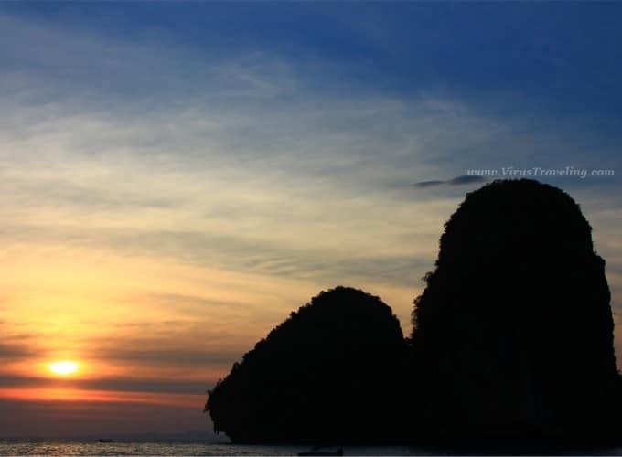 Railay Beach Ao Nang