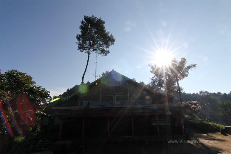 Warung Daweung Bukit moko