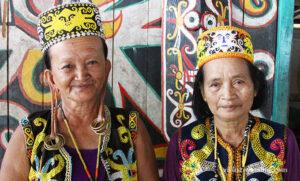 desa-budaya-pampang-dayak-kenyah
