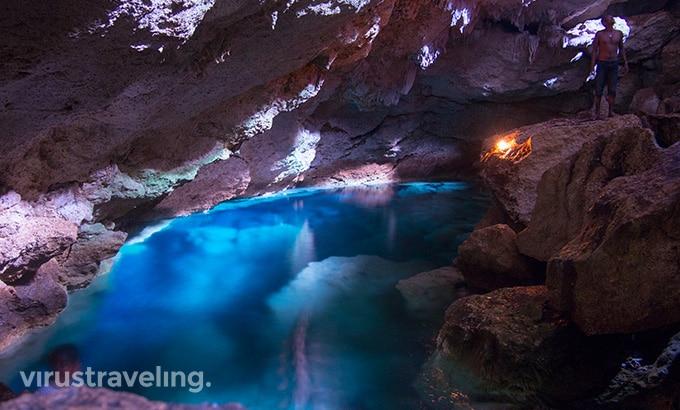 Crystal Cave Kupang NTT