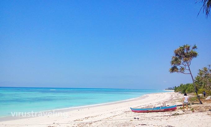 Pantai Otan Pulau Semau