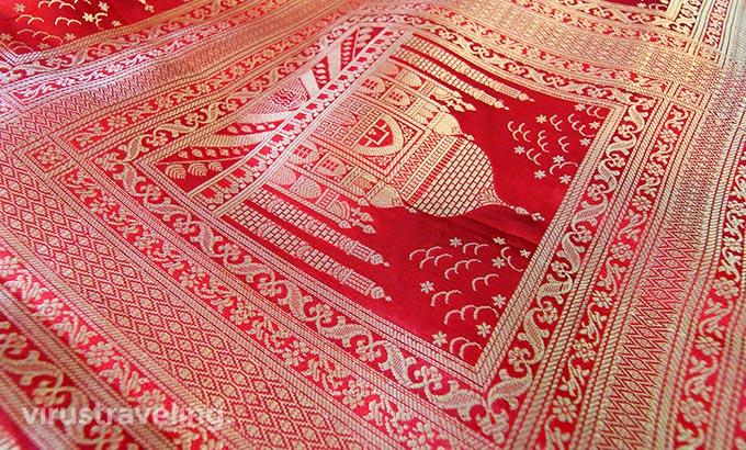 varanasi-saree-india
