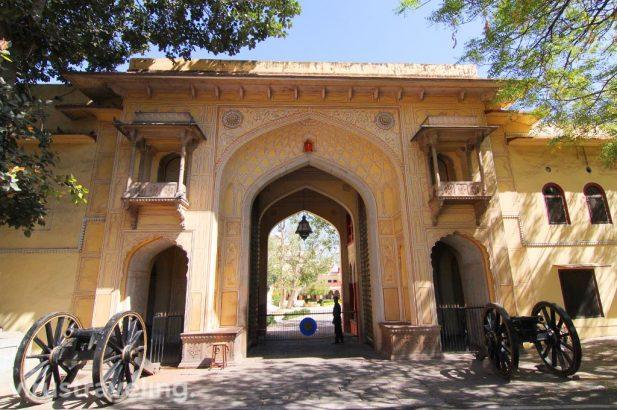 City Palace Jaipur Gate
