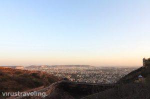 Nahargarh Fort Top View