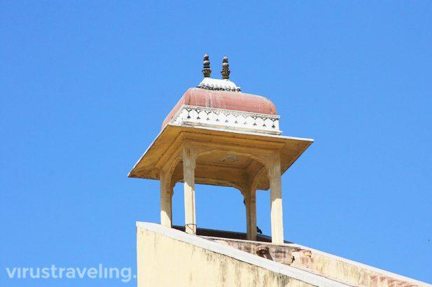 Observation Deck Vrihat Samrat Yantra