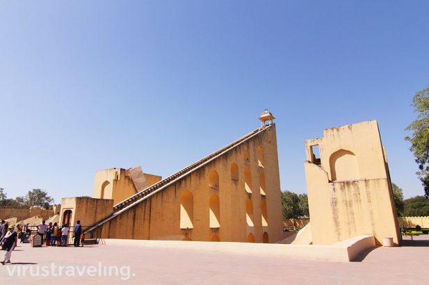 The World Largest Sundial Jaipur
