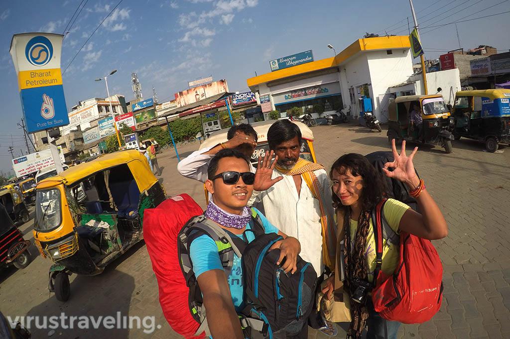 Backpacking ke India