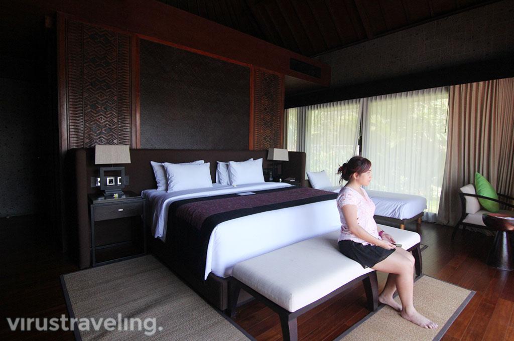 The Sanctoo Villa Borneo Bedroom