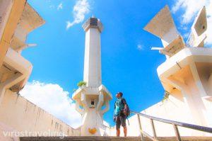 Monumen Trikora Pulau Lembeh