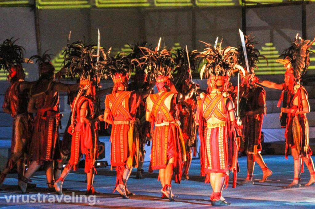 Malam Puncak Festival Selat Lembeh
