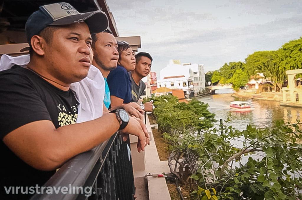 Casa Del Rio Melaka Private Balcony