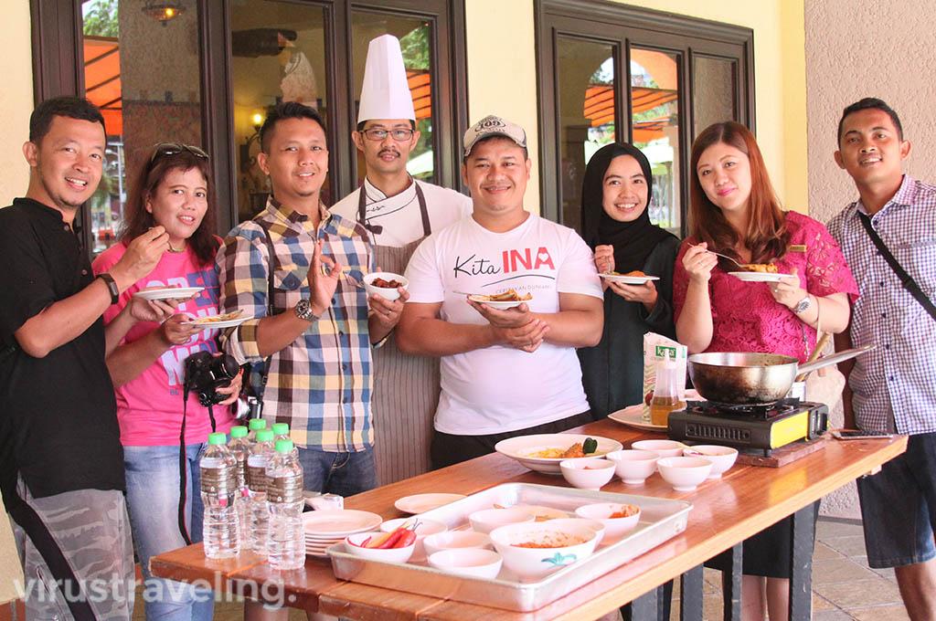 Cooking Class at Casa Del Rio Melaka
