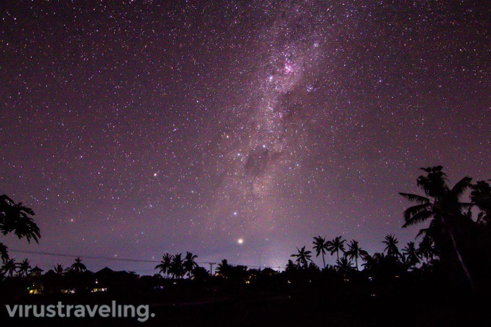 Suasana Nyepi di Bali