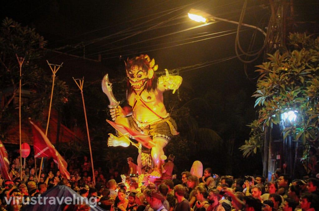 Ogoh Ogoh di Bali